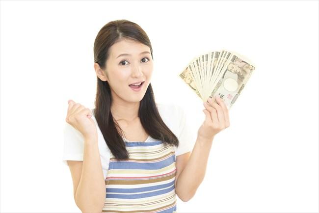 クレジットカード現金化 主婦
