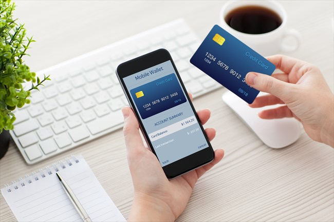 クレジットカード現金化 携帯電話